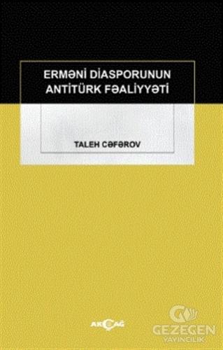 Ermeni Diasporunun Antitürk Faaliyyeti