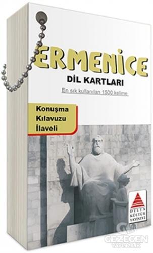 Ermenice Dil Kartları