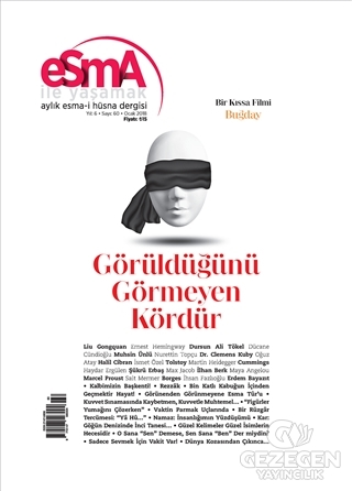Esma-İ Hüsna Dergisi Yıl: 6 Sayı: 60 Ocak 2018