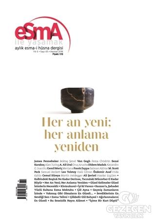 Esma-i Hüsna Dergisi Yıl: 6 Sayı: 65 Haziran 2018