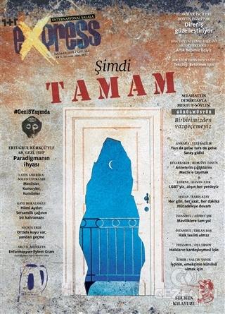 Express Dergisi: 164 Haziran 2018