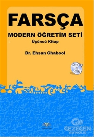 Farsça Modern Öğretim Seti - Üçüncü Kitap