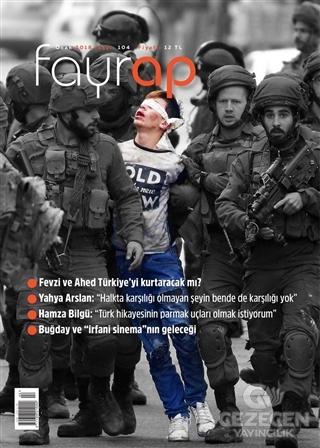 Fayrap Popülist Edebiyat Dergisi Sayı: 104 Ocak 2018