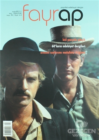 Fayrap Popülist Edebiyat Dergisi Sayı: 35 Ocak 2011
