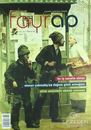 Fayrap Popülist Edebiyat Dergisi Sayı: 36 Şubat 2011