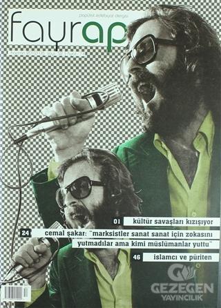 Fayrap Popülist Edebiyat Dergisi Sayı : 52 Haziran 2012