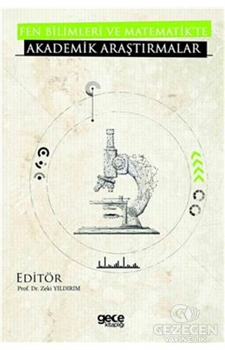 Fen Bilimleri ve Matematik'te Akademik Araştırmalar