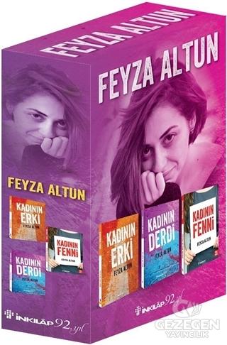Feyza Altun Set (3 Kitap Takım)