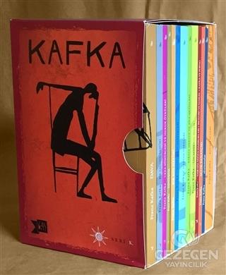Franz Kafka Kitapları Serisi (13 Kitap)