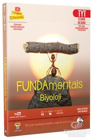 Biyoloji TYT Konu Anlatımlı Soru Bankası   Fundamentals Biyoloji