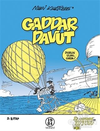 Gaddar Davut - Sultan'In Kutusu (3. Kitap)