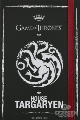 Game Of Thrones - Taht Oyunları Defter (GOT201)
