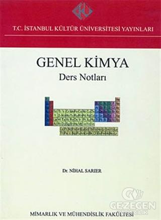 Genel Kimya : Ders Notları