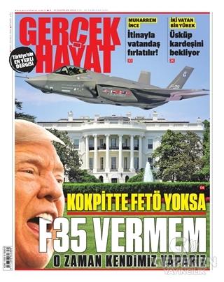 Gerçek Hayat Dergisi Sayı: 919 / 4-10 Haziran 2018