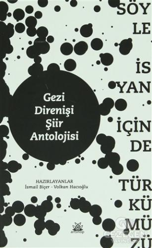 Gezi Direnişi Şiir Antolojisi