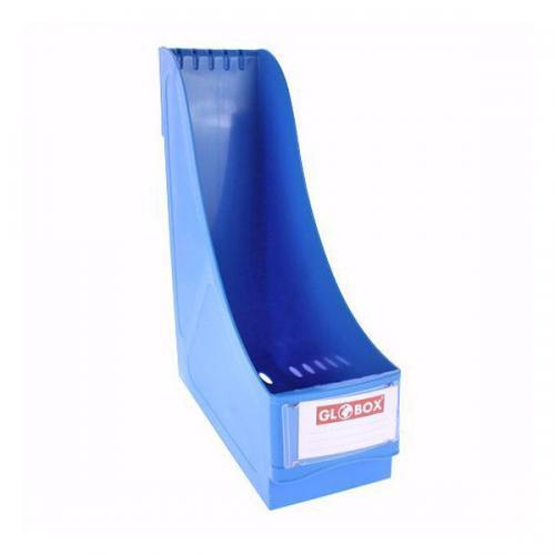 Globox Proje Kutusu (Magazinlik) Plastik Açık Mavi 2369