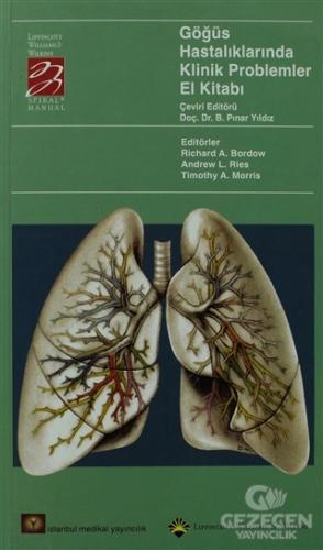 Göğüs Hastalıkları Klinik Problemler El Kitabı Richard A. Bordow İstan
