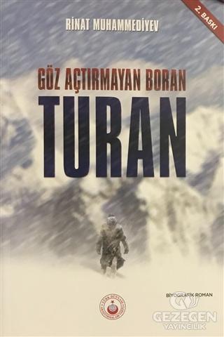 Göz Açtırmayan Boran Turan