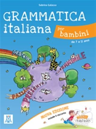 Grammatica İtaliana per Bambini (Nuova Edizione)
