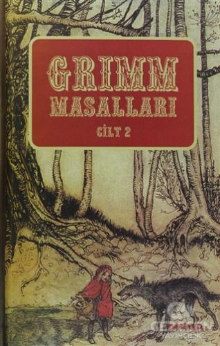 Grimm Masalları Cilt: 2