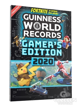 Guinness World Records Gamer'S Edition 2020 (Türkçe)