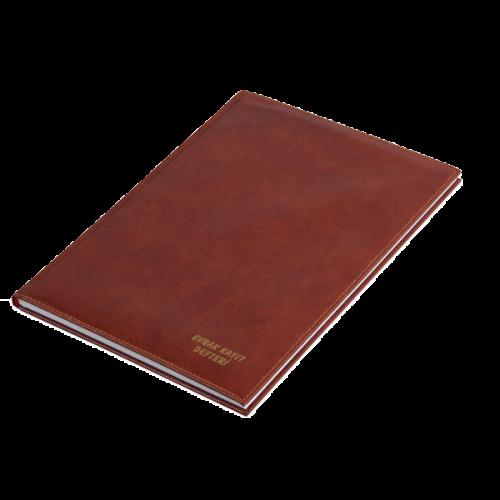Gülpaş Evrak Kayıt Defteri Suni Deri 100 YP 22x32 375