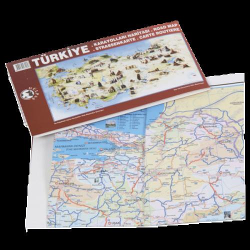Gülpaş Türkiye Cep Yol Haritası 995