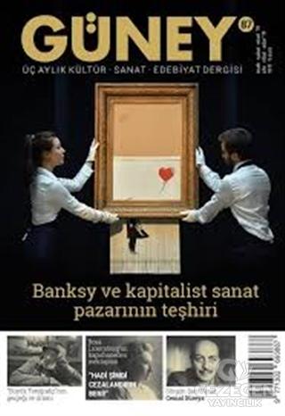 Güney Dergisi Sayı: 87 Ocak - Şubat - Mart 2019