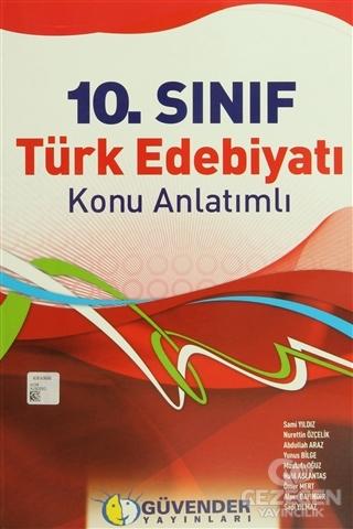 Güvender - 10. Sınıf Türk Edebiyatı Konu  Anlatımlı