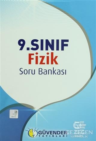 Güvender - 9. Sınıf Fizik Soru Bankası