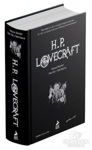 H.P. Lovecraft Seçme Eserler Tek Cilt / Özel Basım