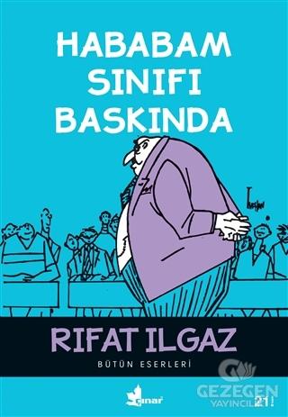 Hababam Sınıfı Baskında Rıfat Ilgaz Çınar Yayınları