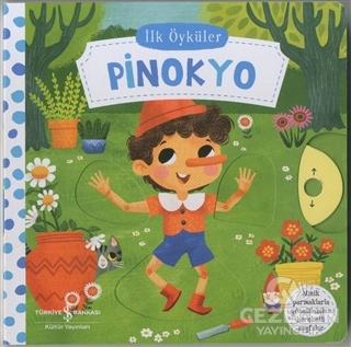 Hareketli Pinokyo - İlk Öyküler