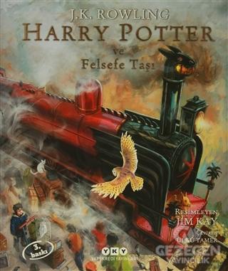 Harry Potter ve Felsefe Taşı (Resimli Özel Baskı)