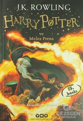Harry Potter ve Melez Prens - 6