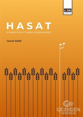 Hasat - Piyano İçin 11 Türkü Düzenlemesi