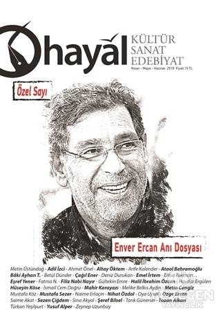Hayal Kültür Sanat Edebiyat Dergisi: 65 (Nisan-Mayıs-Haziran) 2018