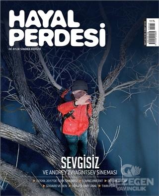Hayal Perdesi İki Aylık Sinema Dergisi Sayı: 62 Ocak - Şubat 2018