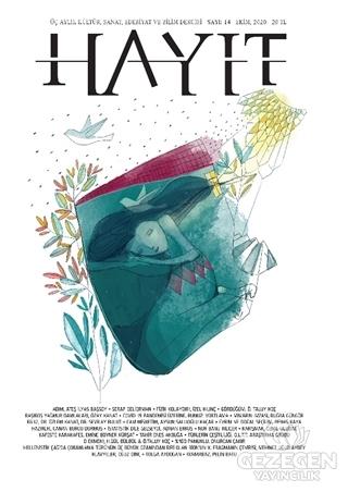 Hayıt Üç Aylık Kültür, Sanat, Edebiyat ve Bilim Dergisi Sayı: 14 Ekim 2020