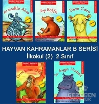 Hayvan Kahramanları B Serisi