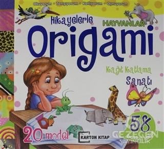 Hayvanlar - Hikayelerle Origami