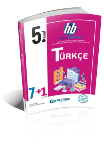 Hb 5. Sınıf Türkçe 6+1