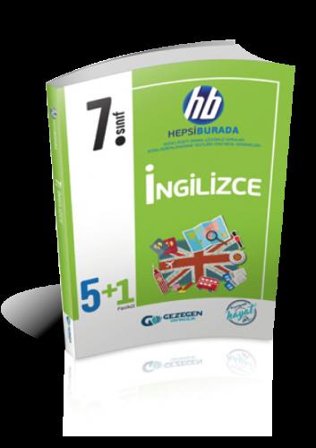 Hb 7. Sınıf İngilizce 5+1