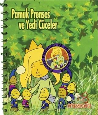 Hikaye Pamuk Prenses ve Yedi Cüceler