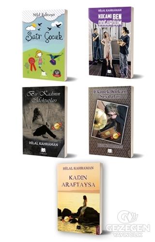 Hilal Kahraman Seti 5 Kitap
