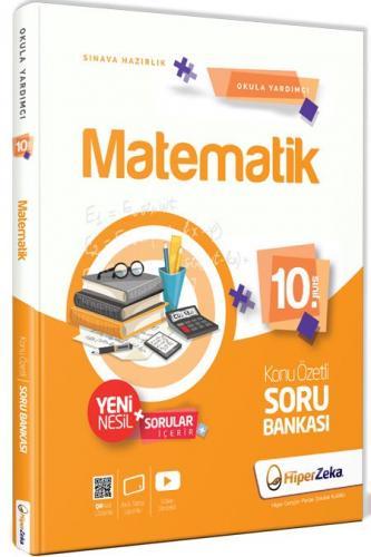 Hiper Zeka 10. Sınıf Matematik Konu Özetli Soru Bankası Hiper Zeka Yayınları