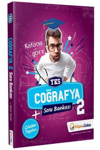 Hiper Zeka YKS AYT Coğrafya-2 Soru Bankası Hiper Zeka Yayınları