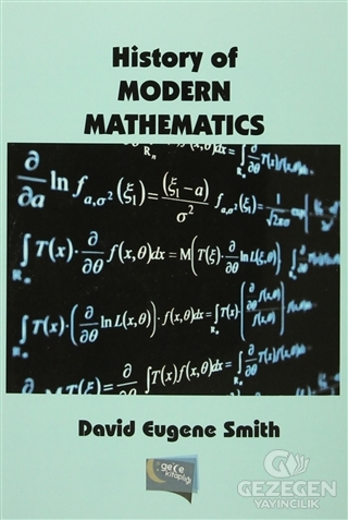 History of Modern Mathematics