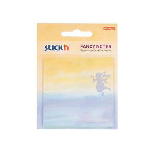 Hopax Stıckn Yapışkanlı Not Kağıdı Fancy 4.Seri 30 YP 76x76 21730