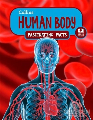 Human Body - Fascinating Facts (Ebook İncluded)